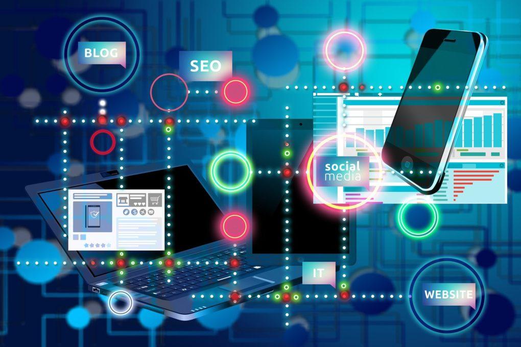 Marketing digital y procesos venta