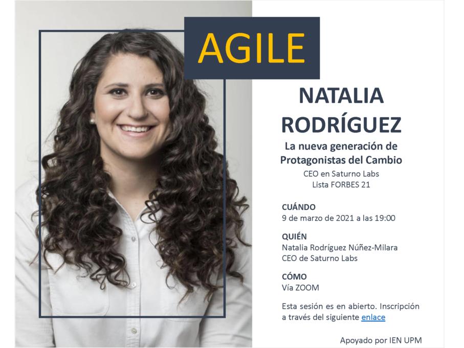 Agile Talks Talento y Emprendimiento
